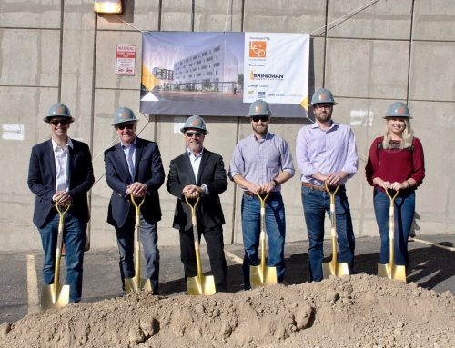 LCP Development Breaks Ground on Visionary Capitol Hill Project